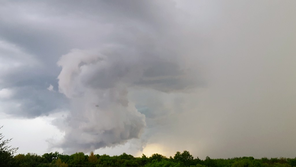 Thunderstorm Wall Cloud