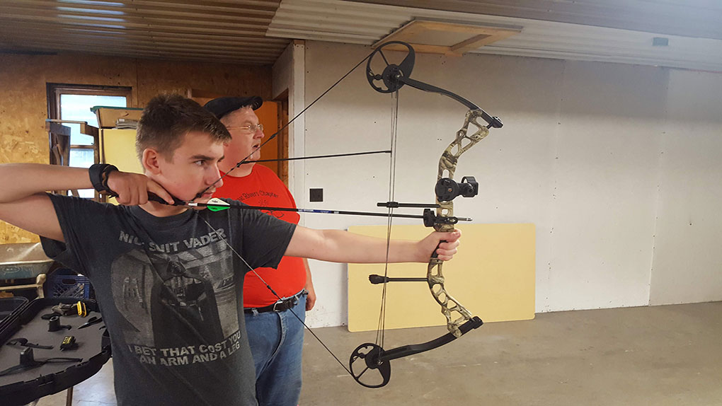 Bow Hunting - Menomonie Archery Club