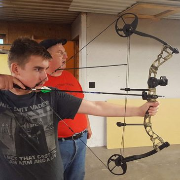 Menomonie Archery Club – THANK YOU!