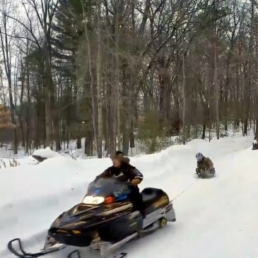 Winter Redneck Fun