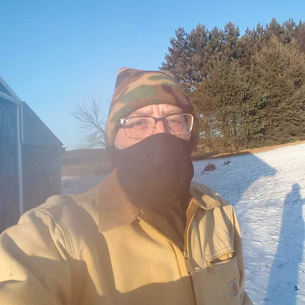 Really Cold Winter in Otter Creek