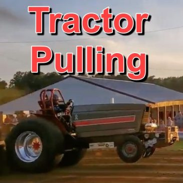 Finally Went a Tractor Pull