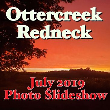 Grilling, Fencing, Fishing, Farming, Cheese Curds and Sunsets – A July 2019 Slideshow