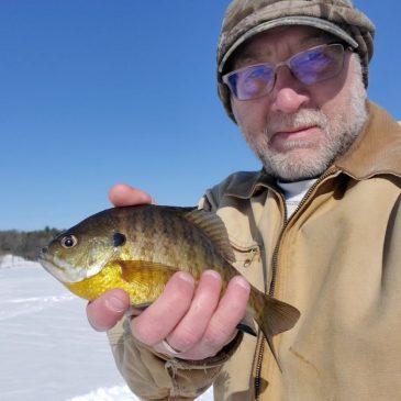 Awesome Ice Fishing Weekend