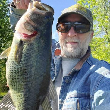 Personal Best Large Mouth Bass