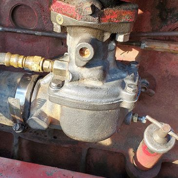 Farmall 460 Carburetor Rebuilt