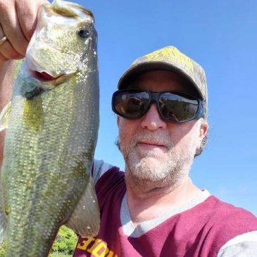 Good Morning for Bass Fishing